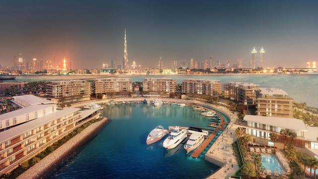 Dubai Creek's occupancy rate is expected to reach 80%