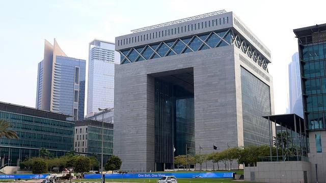 DIFC's headquarters
