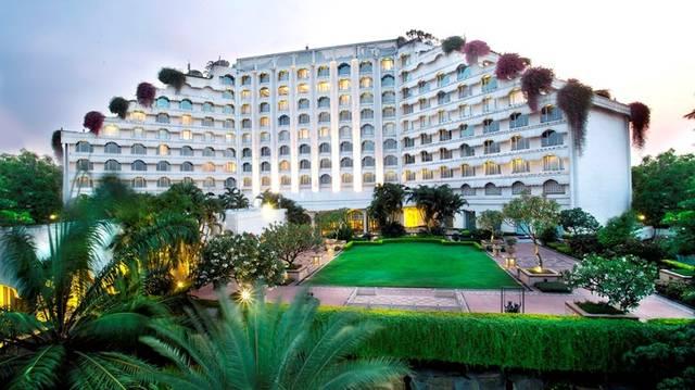 أحد الفنادق المملوكة لشركة الفنادق الهندية المحدودة