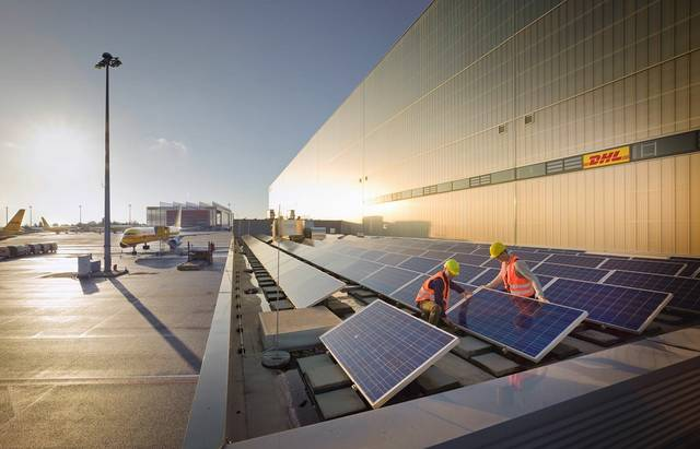 TotalEnergies will solarise eight of DHL's sites in Dubai