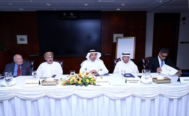 Investcorp has held a board meeting to discuss and approve the business performance