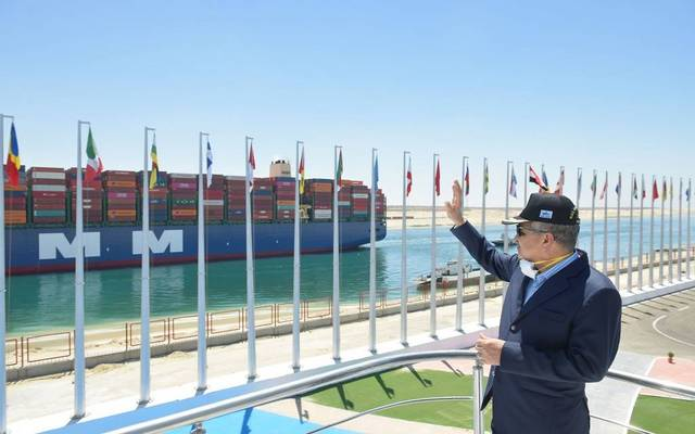 A total of 19,311 vessels crossed Suez Canal