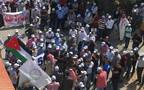 جانب من وقفات المعلمين الأردنيين خلال الإضراب