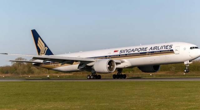 إحدى طائرات شركات الطيران العالمية