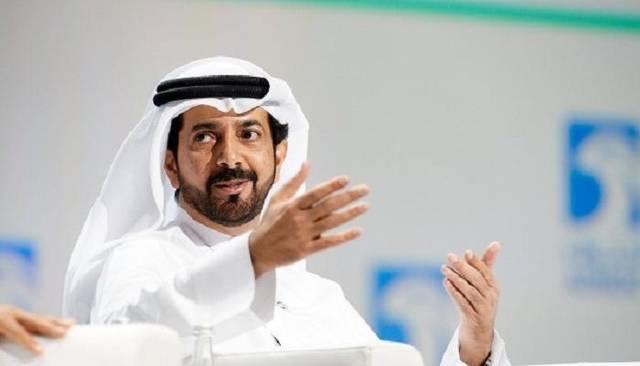 مبارك راشد المنصوري محافظ المصرف المركزي الإماراتي