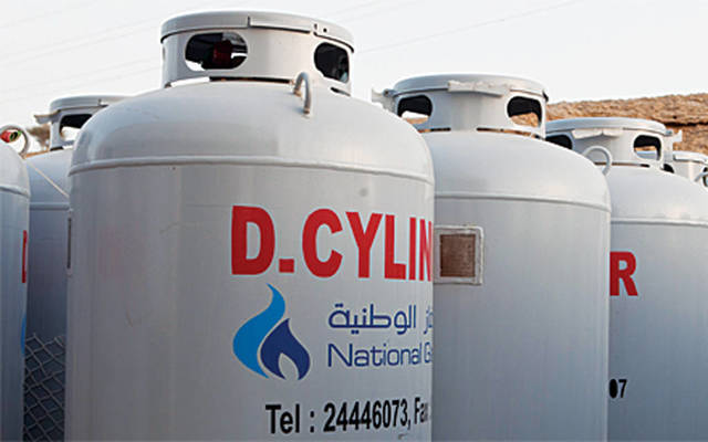 أسطوانات غاز بشركة الغاز الوطنية