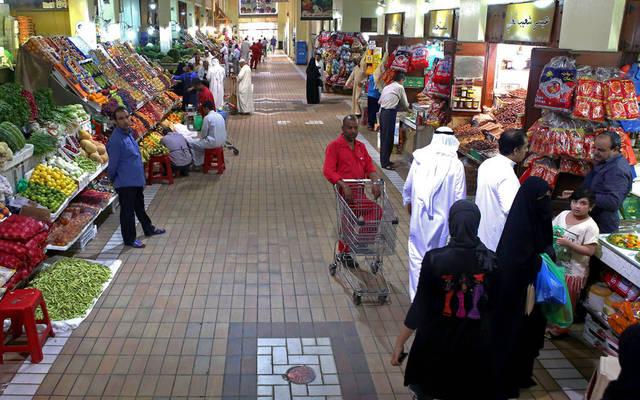 داخل أحد الأسواق الشهيرة في الكويت