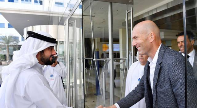 بالصور.. انطلاق مؤتمر دبي الرياضي للذكاء الاصطناعي