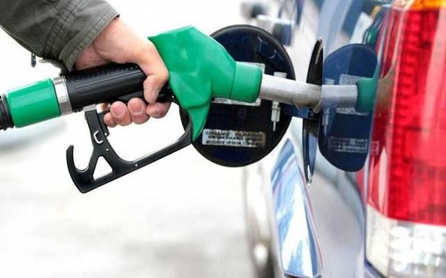 إحدى محطات البنزين في مصر