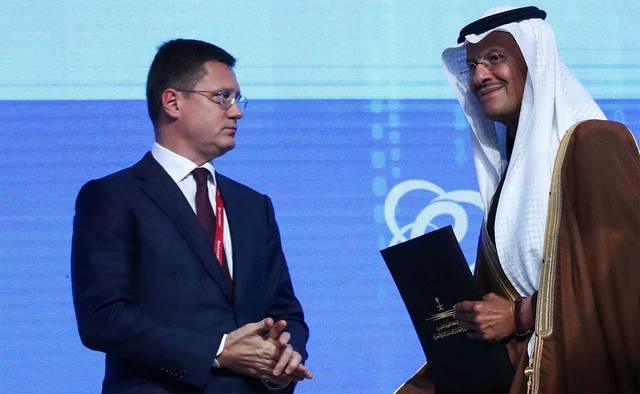 Saudi-Russian trade exchange grows 54% in 9M–Novak