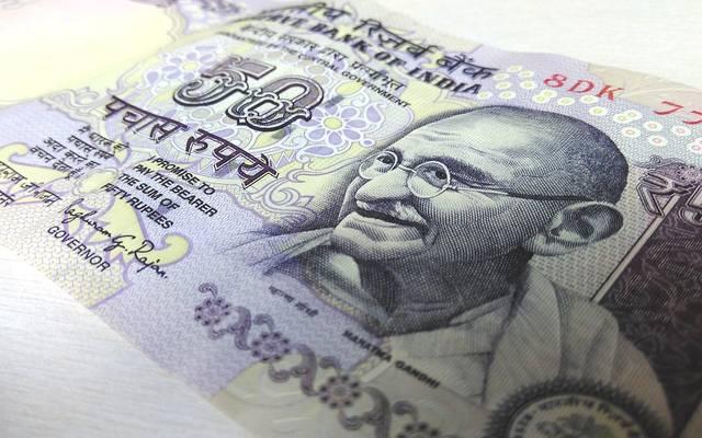 تقرير: البنك المركزي في الهند يتدخل لوقف هبوط العملة