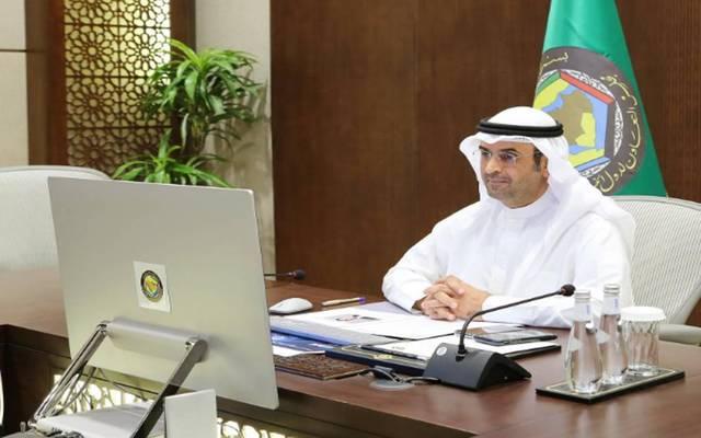 الأمين العام لمجلس التعاون لدول الخليج العربية نايف فلاح مبارك الحجرف