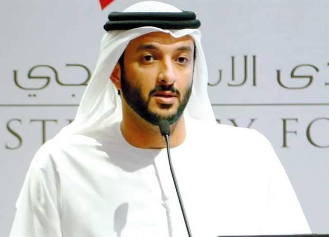 وزير الاقتصاد الإماراتي عبدالله بن طوق المري