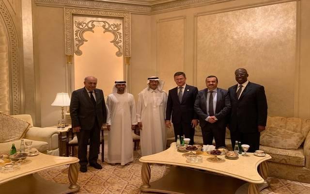 وزير النفط العراقي قبل اجتماع أوبك+ لمناقشة وضع السوق في أبوظبي اليوم