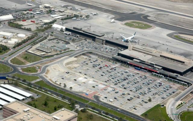 استئناف العمل بمطار البحرين بعد حادث طائرة عسكرية أمريكية