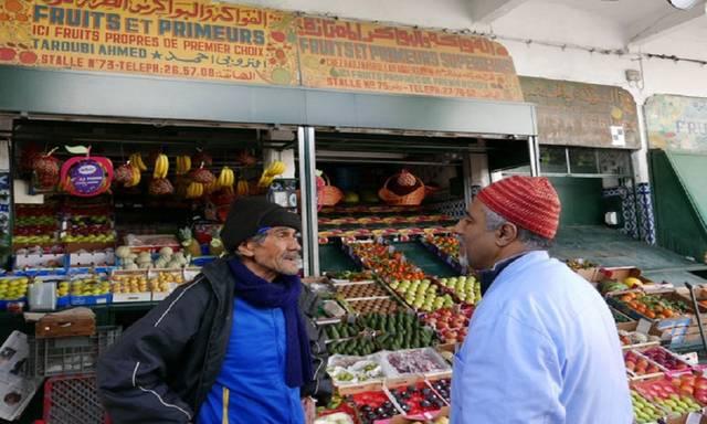 ارتفعت الخضروات في ديسمبر 5.4% على أساس شهري