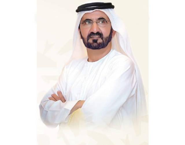 الشيخ محمد بن راشد، نائب رئيس دولة الإمارات رئيس مجلس الوزراء حاكم دبي