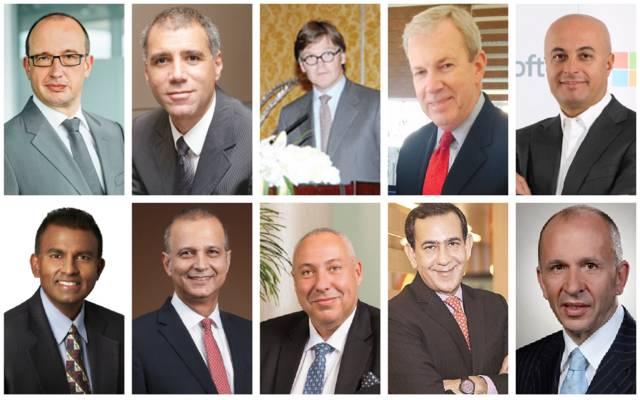 """ديتمار سيريدورفر الرئيس التنفيذي لشركة """"سيمنز"""" حصد المرتبة الأولى في قائمة أقوى المديرين التنفيذيين في الشرق الأوسط"""