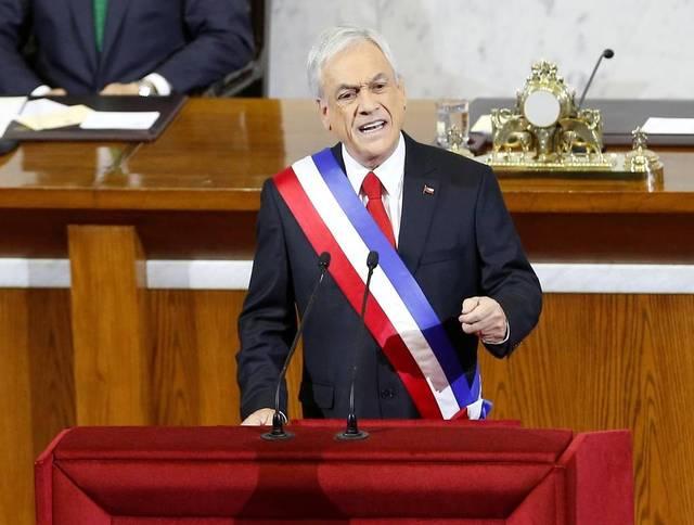 اقتصاد تشيلي ينكمش بأكبر وتيرة في عقد بفعل التظاهرات