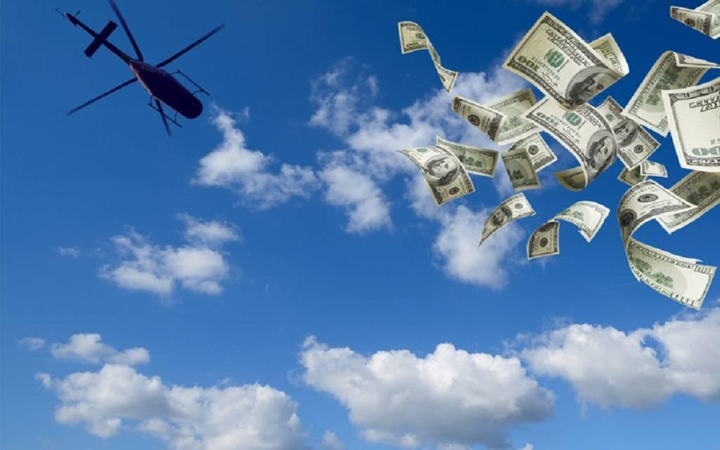 """بنك التسويات الدولي: """"هليكوبتر الأموال"""" ليس حلاً لتباطؤ الاقتصاد"""
