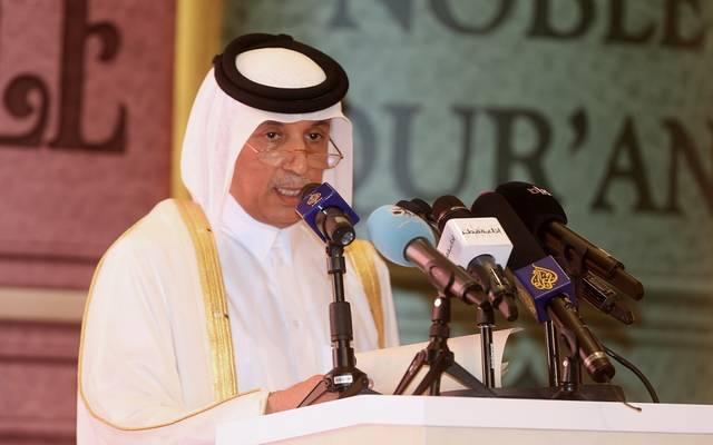 وزير الدولة للشؤون الخارجية القطري سلطان المريخي