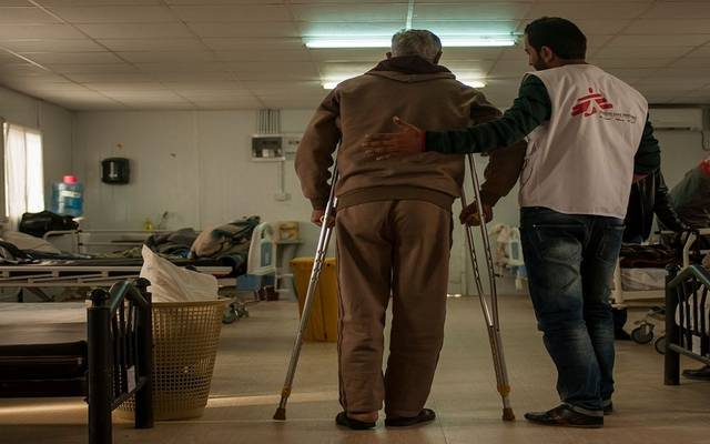 المنحة مقدمة لمستشفيات (الخليل، بيت جالا، يطا) الحكومية