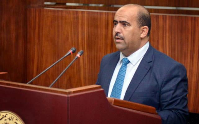 سليمان شنين الرئيس الجديد للبرلمان الجزائري
