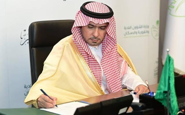 وزير الشؤون البلدية والقروية والإسكان، ماجد بن عبدالله الحقيل - أرشيفية