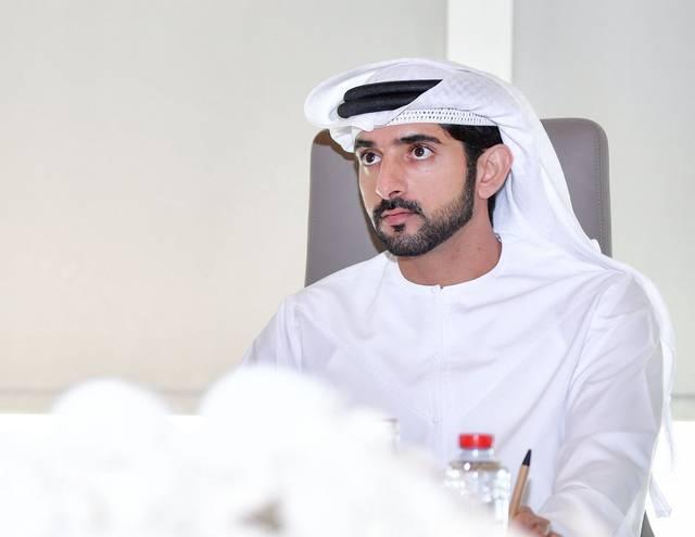 الشيخ حمدان بن محمد بن راشد آل مكتوم ولي عهد دبي
