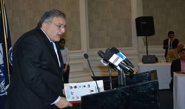 رئيس اتحاد الغرف التجارية المصرية أحمد الوكيل- أرشيفية