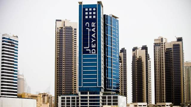 Revenues stood at AED 337.6 million in H1