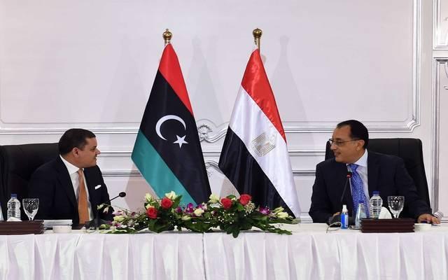 """""""مدبولى"""" و""""الدبيبة"""" يترأسان اجتماع الدورة الحادية عشرة للجنة العليا المصرية الليبية المشتركة"""