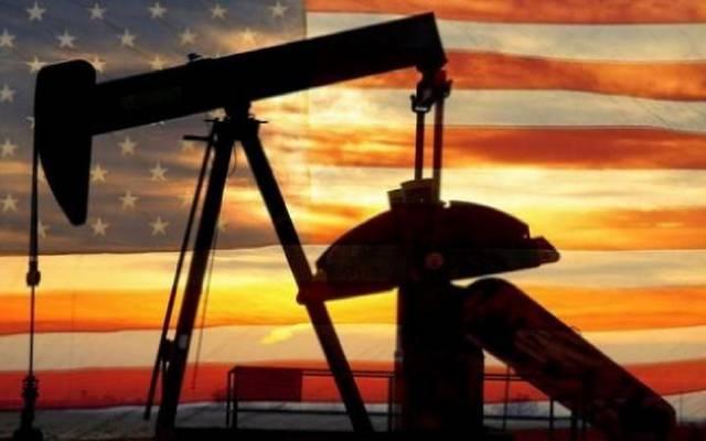 تراجع إنتاج النفط الأمريكي من أعلى مستوى في تاريخه