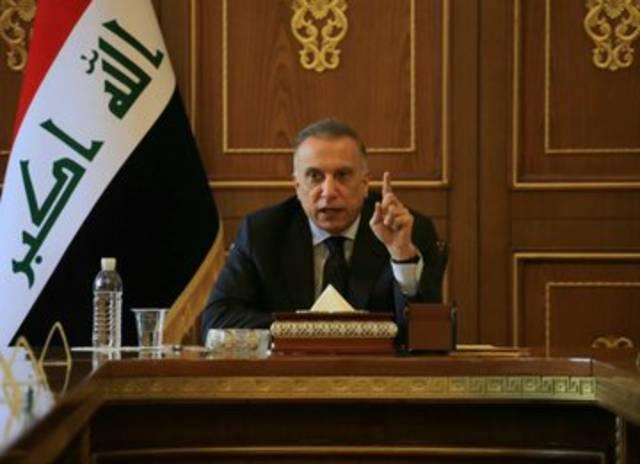 مصطفى الكاظمي القائد العام للقوات المسلحة رئيس الوزراء العراقي