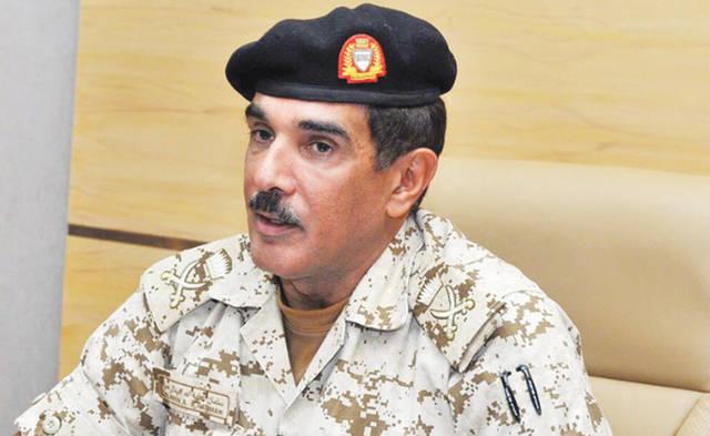 اللواء طبيب الشيخ سلمان بن عطية الله آل خليفة