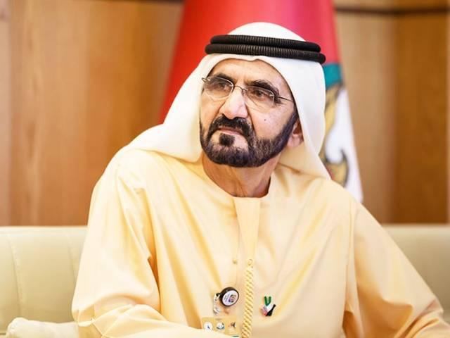 الشيخ محمد بن راشد آل مكتوم، نائب رئيس الإمارات