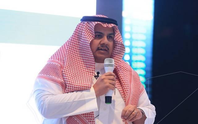 """المدير التنفيذي لسوق الأسهم  السعودية """"تداول"""" خالد الحصان - أرشيفية"""