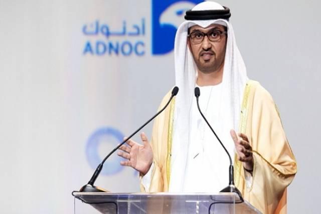 وزير الصناعة والتكنولوجيا المتقدمة سلطان الجابر