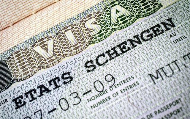 تأشيرة شنجن