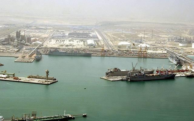 أحد الموانئ الكويتية