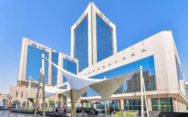 مقر تابع للبنك العربي الوطني