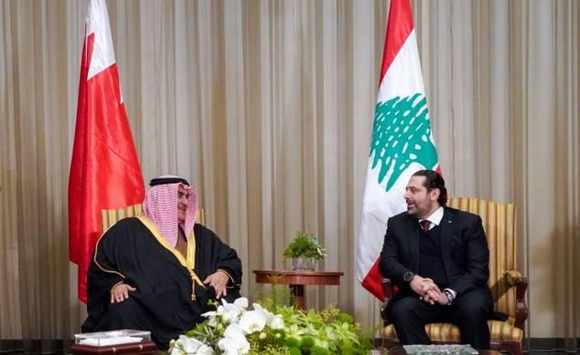 خلال المشاركة في القمة العربية في بيروت