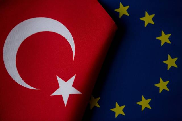 EU leaders agree sanctions on Turkey over Cyprus drilling