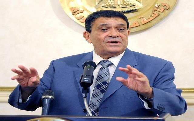 أحمد زكي رئيس مجلس إدارة شركة العاصمة الإدارية للتنمية العمرانية - أرشيفية