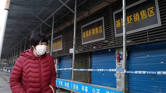 No new coronavirus cases in Wuhan, first time since outbreak