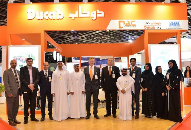 The company is currently supplying Ducab SolarBICC cables to two solar power-generation projects in the region
