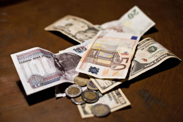 EGP mixed against FX currencies Wednesday