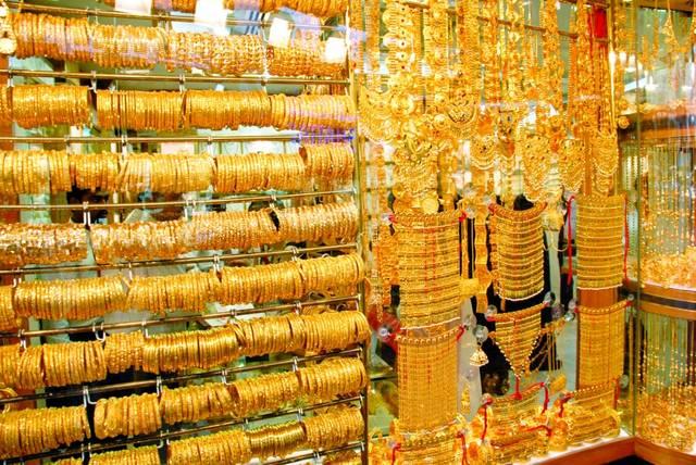 بلغ سعر أوقية الذهب 4321 درهم فيما أصبح سعر الجنيه الذهب 972.61 درهم