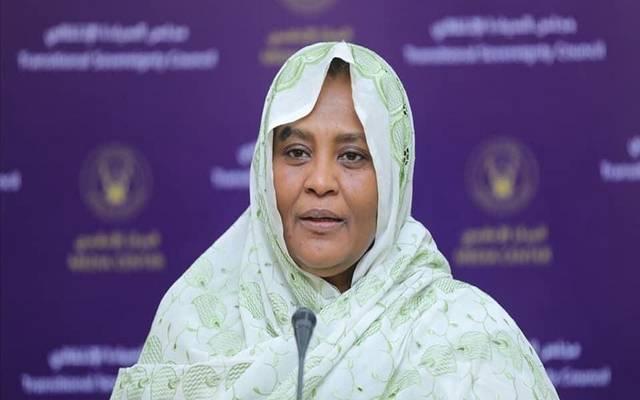 وزيرة الخارجية مريم الصادق المهدي