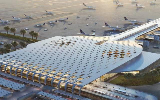 مطار أبها الدولي ـ أرشيفية